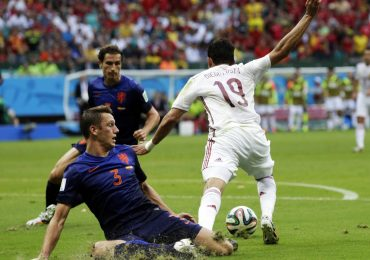 Spain vs Netherland 2014 World Cup Brazil Highlights