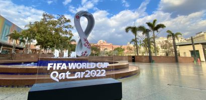 Qatar World Cup 2022: Fifa vice-president 'would support' re-vote