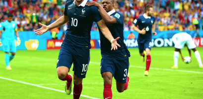 France VS Honduras World Cup 2014 Brazil Highlights