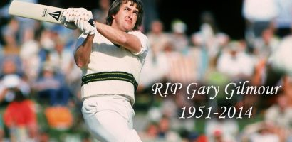 Gary Gilmour: Former Australia all-rounder dies aged 62