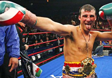 Joe Calzaghe says he struggled after retiring from boxing