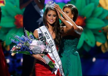Nia Sanchez crowned as 63rd Miss USA