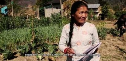 She is the Change – Short Documentary about Community change