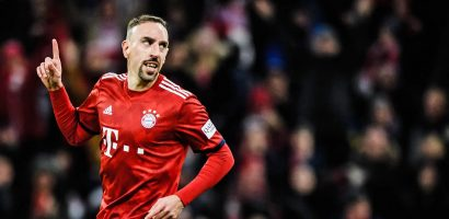 France's Franck Ribery out with back injury