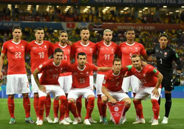 Switzerland a dramatic win over Ecuador in their opening Group E match