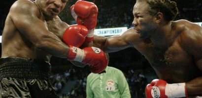 Mike Tyson – Lennox Lewis 2002-06-08