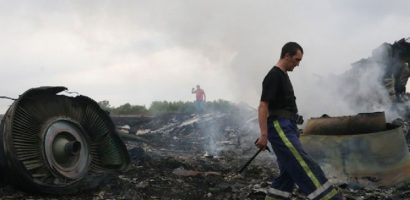 Malaysian airlines flight MH17 downed in Ukraine war zone