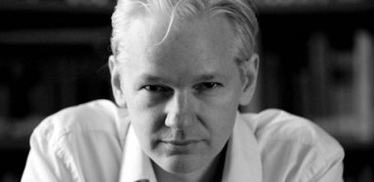 WikiLeaks chief lashes out at media during debate