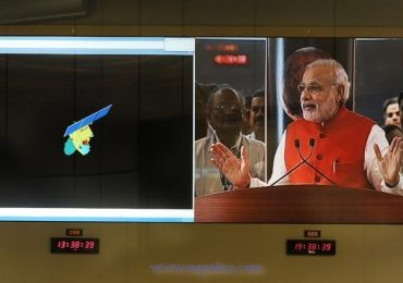 India's Mars Mission Successfully Enters the Orbit of Red Planet