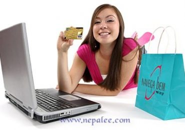 Nepalese are allowed to make online purchases using cards
