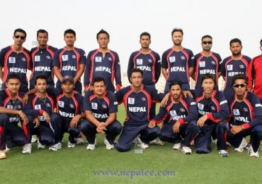 Nepalese Cricket Team