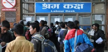 Nepali job seekers stranded in Saudi Arabia