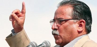 Prachanda threatened Parties for Revolt