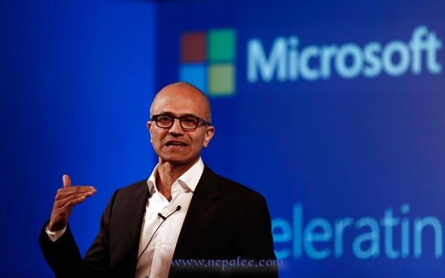CEO Of Microsoft