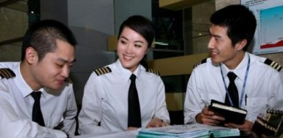 China aviation gold rush Requires over half a million Pilots by 2035