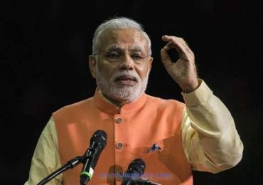 Indian Prime Minister Vows to bring black money back to Country