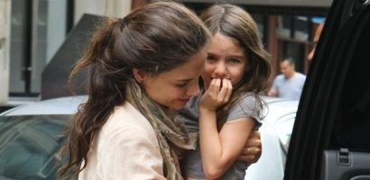 Katie Holmes ready for new challenges fearlessly