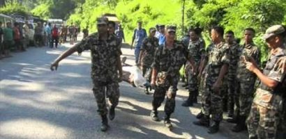 Nepal Army aircraft crashes –  Six people feared dead