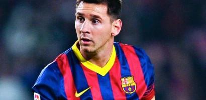 Lionel Messi breaks scoring record in Spain