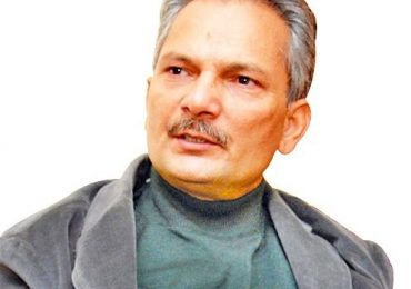 Baburam Bhattarai warns govt against using force during their peaceful protests