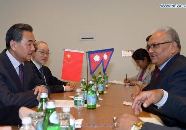 Nepal Should become strong bridge between China and South Asia
