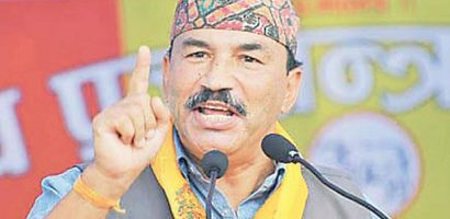 Stop making remarks over Nepal's internal affairs- Kamal Thapa warns