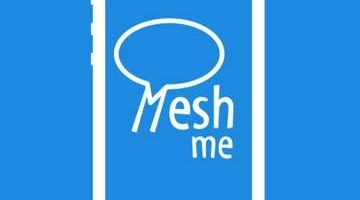 Meshme App Works Without a Cellular Network