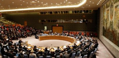 UN Security Council Failed to Pass the Palestinian resolution