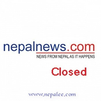 Nepalnews.com Shuts its door for News