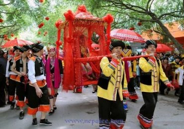 Amazing Marriage Customs in China
