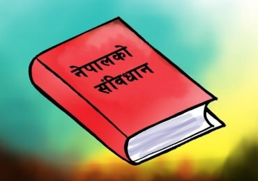 When will Nepal's constitution written?
