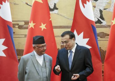 Nepal's relation with China
