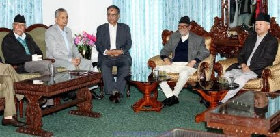 3 Major Parties agreed to Draft New Constitution on agreed issues