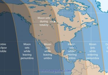 Don't miss the total lunar eclipse on April 4