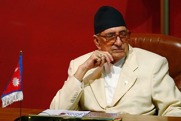 Nepal Ratna awarded to Girija Prasad Koirala posthumously