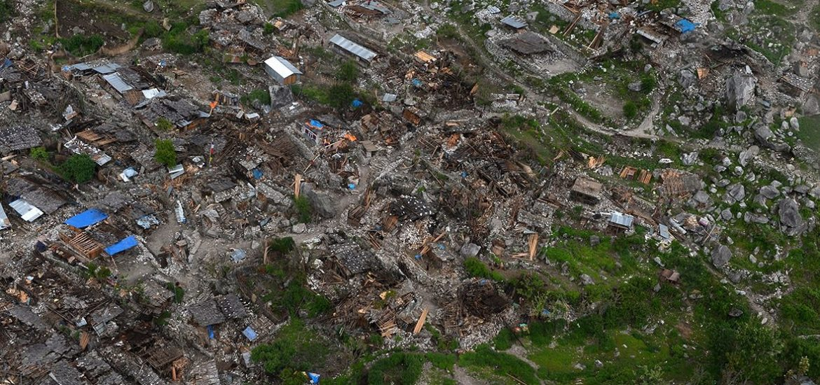 Nepal Earthquake Photo