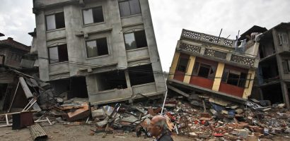 Nepal Earthquake Damage in Pictures