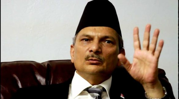 Dr Bhattarai Insisted New Constitution should be implemented Effectively