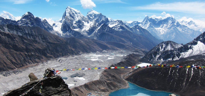 khumbu Glacier, Everest RegionA