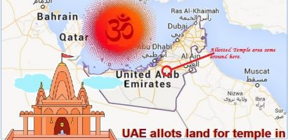 A Hindu Temple to be ready in less than a year in Abu Dhabi