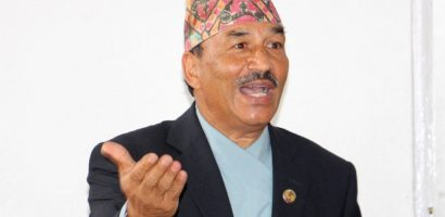 Thapa says his party to play positive role in constitution amendment