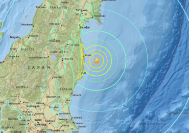 Fukushima earthquake news