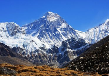 Mt. Everest To Stand Above The Clouds