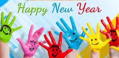 Wish you All Joyous Years Ahead – Happy New Year 2017