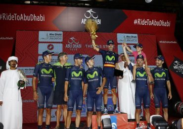 World Tour on Cycle – UAE Team Launched