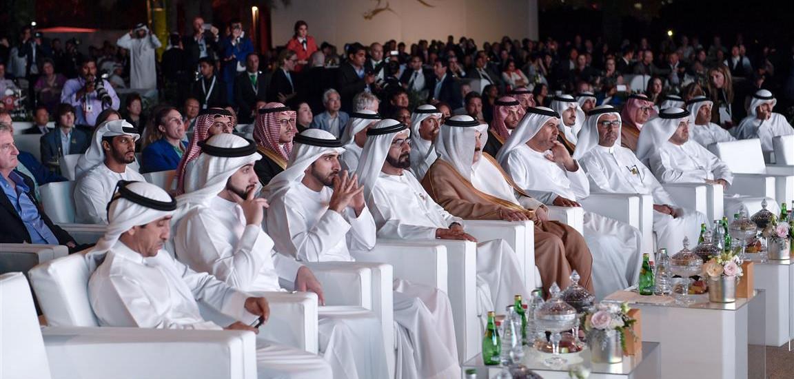 His Highness Sheikh Mohammed bin Rashid Al Maktoum.