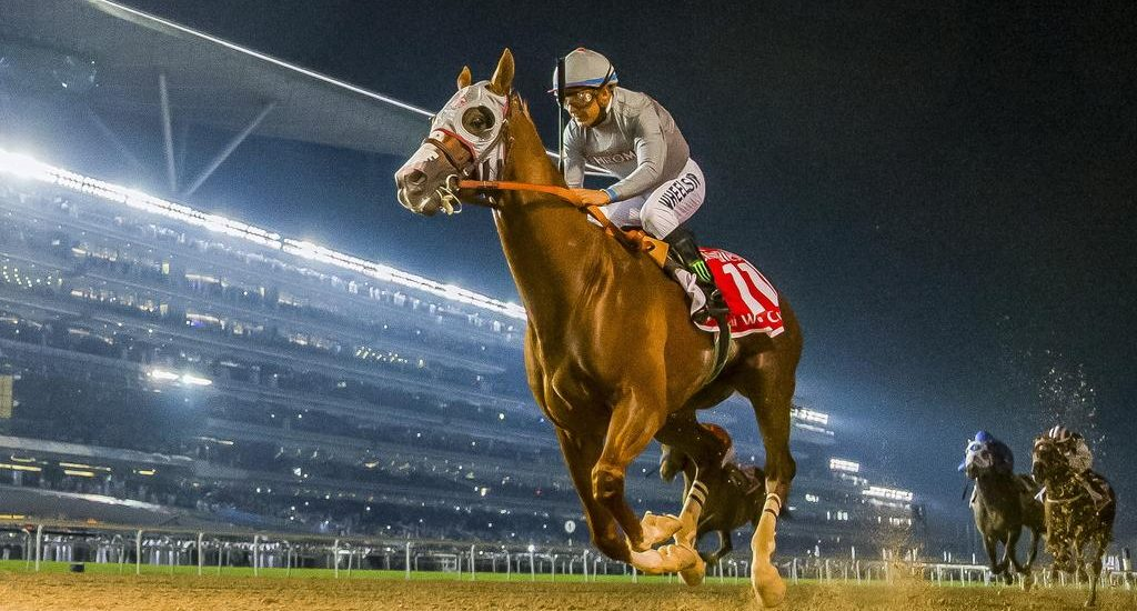 Dubai World Cup prize money Increased to $35 million