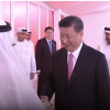 Token of appreciation – Xi Jinping Receives one of the best purebred Arabian horses