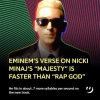 Eminem Fastest Rap Ever