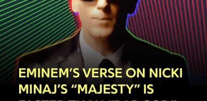 Eminem Fastest Rap Ever